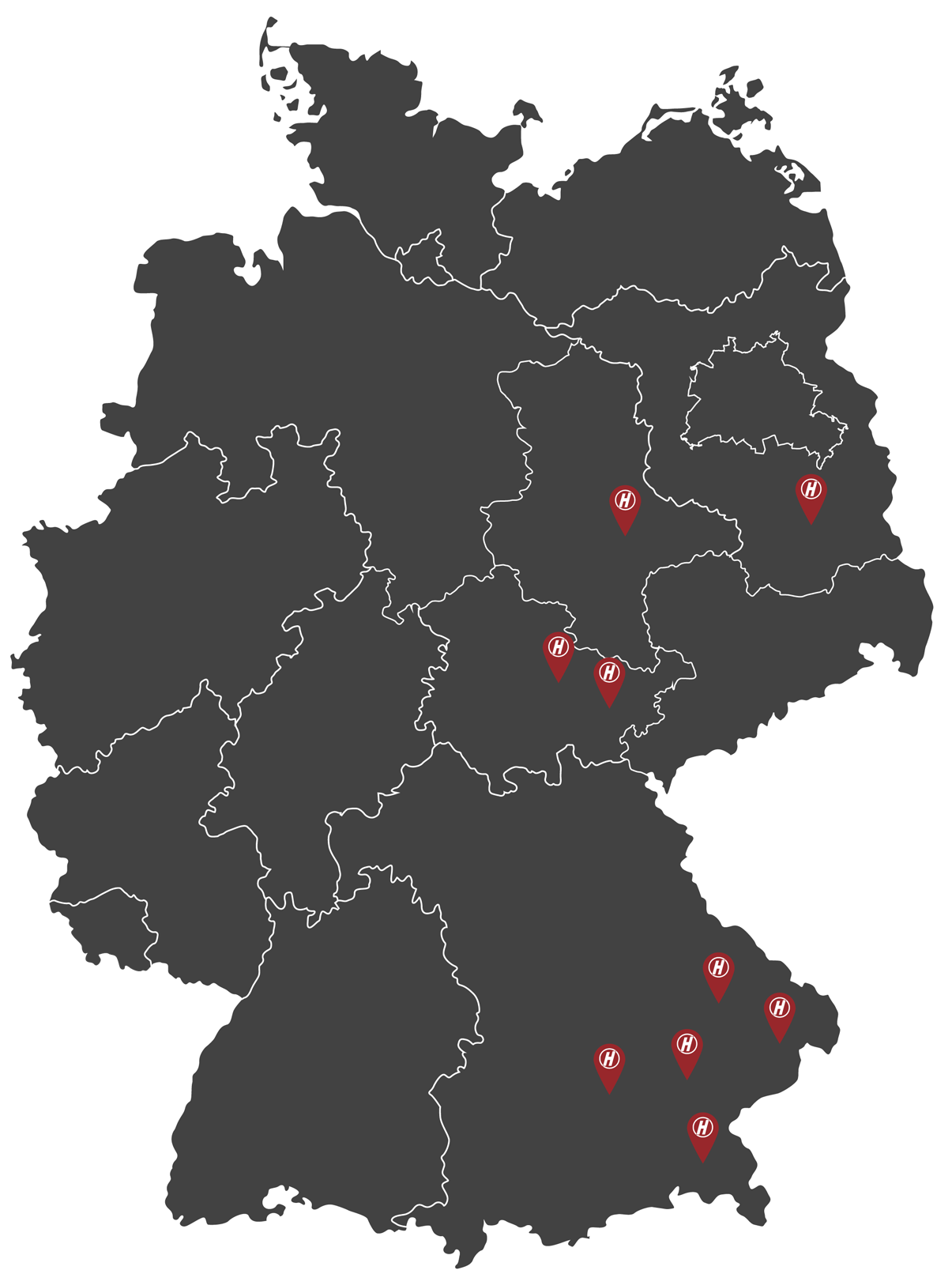 Hoffmann Immobilien aller Größen und Preislagen für Privat und Gewerbe